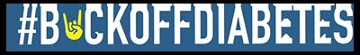 #BuckOffDiabetes logo