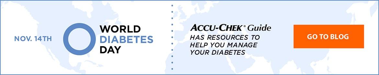 November 14th is World Diabetes Day