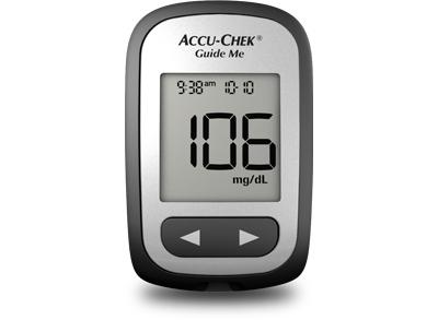 Accu-Chek Guide Me meter