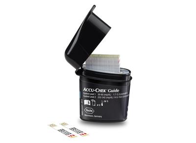 Accu-Chek Guide test strips