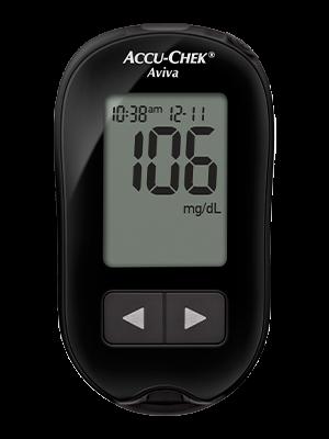 Accu Chek Aviva Blood Glucose Meter Accu Chek