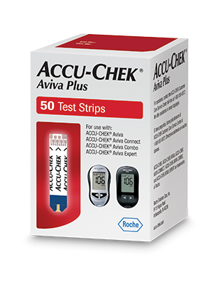 Accu Chek Aviva Plus Diabetes Test Strips Accu Chek