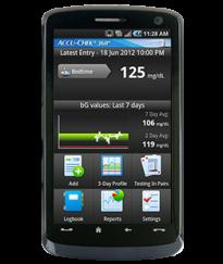 Accu Chek 360 176 Diabetes Management App Support Accu Chek