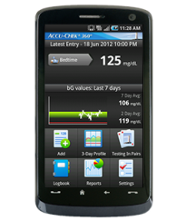 Accu Chek 360 176 Diabetes Management App Support Accu Chek