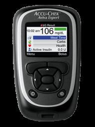 Accu-Chek Aviva Expert blood glucose meter