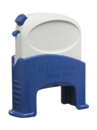 Accu-Chek LinkAssist insertion device