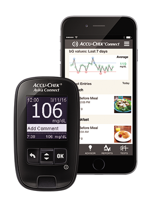 Accu-Chek Connect system