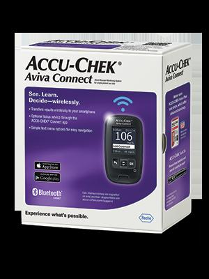 Aviva Connect meter packaging