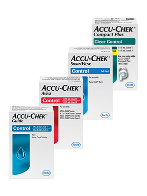 Accu Chek Control Solutions Accu Chek