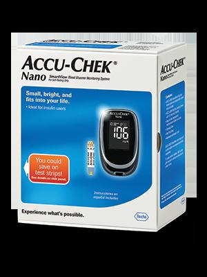 Accu chek nano test strips strip photo 88