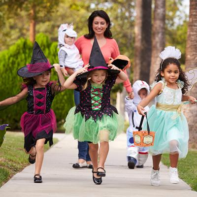Smart Halloween and diabetes safety tips