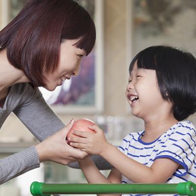 Helping kids grow