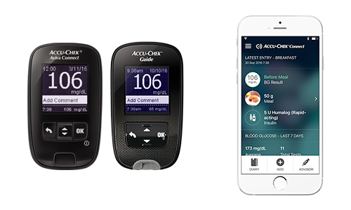 Accu-Chek Connect app
