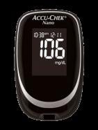 Accu-Chek Nano blood glucose meter